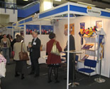 "EVS Translations auf der ""Language Recruitment Fair 2010"" in London"
