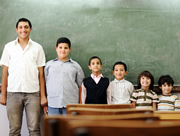 Qater – oiling the wheels of education