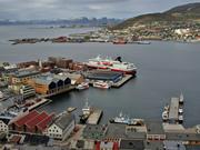 Unter dem Polarstern: arktische Gewässer sollen LNG-Versorgungsrouten revolutionieren
