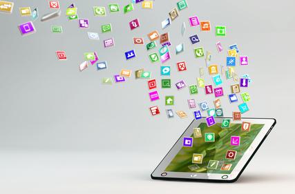 Aus dem Alltag nicht mehr wegzudenken: die App
