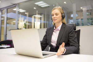 Interpretación empresarial: el lenguaje de Skype