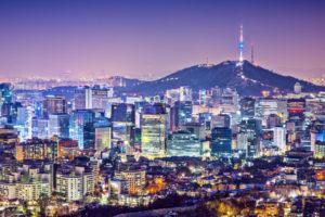 South Korea Shines among Its Global Neighbours