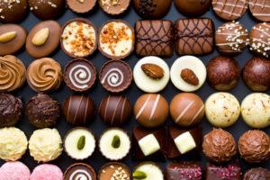 Пралинови бонбони / Praline