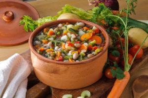 Palabra del día: minestrone
