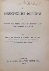 english german medical dictionary pdf