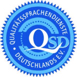 EVS Translations е новият член на Qualitätssprachendienste Deutschlands e.V.