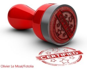 Сертифициране / Certification