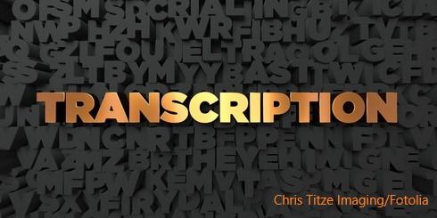 Ако използвате преводачески услуги, кога ви е нужна транскрипция?