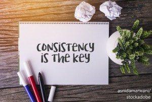 Консистенция, съгласуваност / Consistency