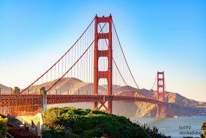 Мостът Голдън Гейт/Golden Gate Bridge