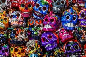Ден на мъртвите / Dia de (los) Muertos