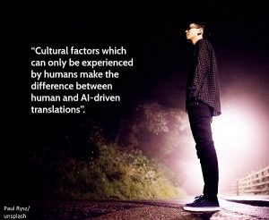 Meet Li – the Chinese Translator Who's Still Ahead of AI